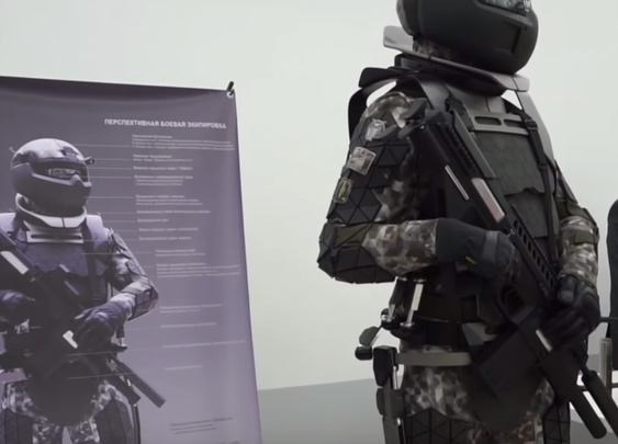 Russian Ratnik 3 combat suit will have built in exoskeleton | NextBigFuture.com