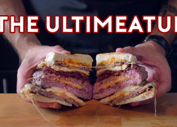 The Ultimeatum: A Burger Within a Burger