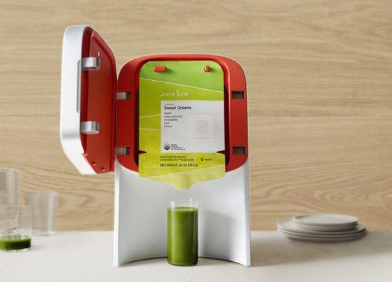 Juicero: The Maker of the Infamous $400 Juicer Is Shutting Down