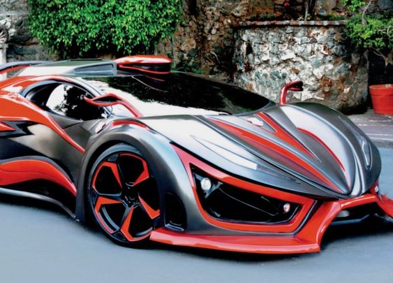 A Mexican Megacar Called the 'Inferno' Just Might Be the Most Extreme Vehicle on Earth - Maxim