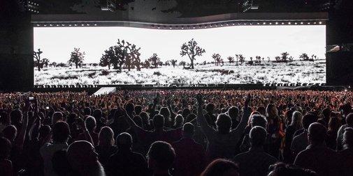 How U2 Concerts Work