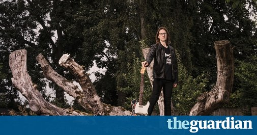 Steven Wilson: the prog rocker topping the charts without anyone noticing | Music | The Guardian