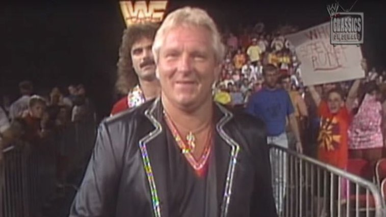 "Bobby ""The Brain"" Heenan gave wrestling everything it needed"