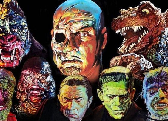Remembering Basil Gogos, Monster-Painter Extraordinaire – Geek