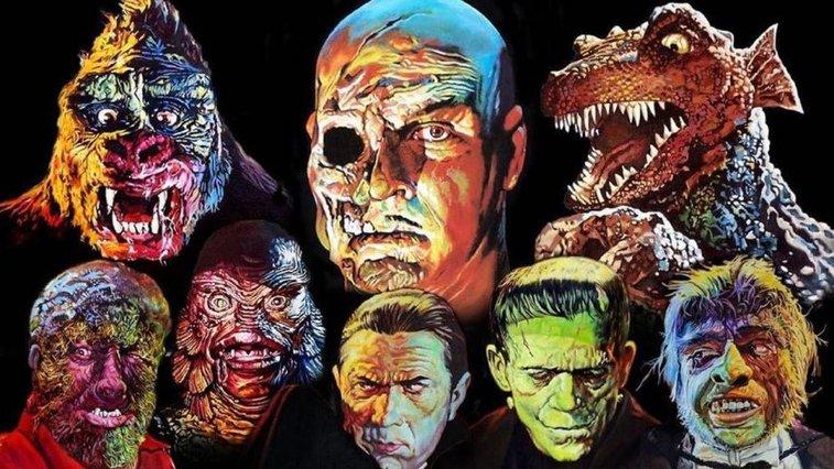 Remembering Basil Gogos, Monster-Painter Extraordinaire – Geek