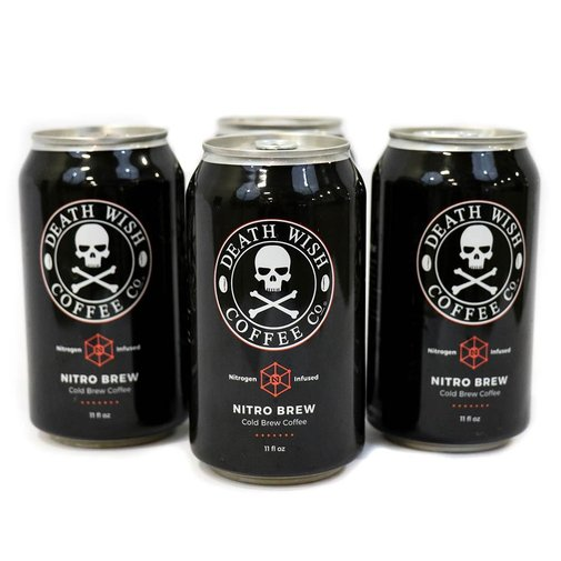Death Wish Coffee Lives Up To It's Name, Recalled For Botulism
