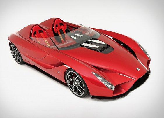 Ken Okuyama Kode57 Supercar | Uncrate