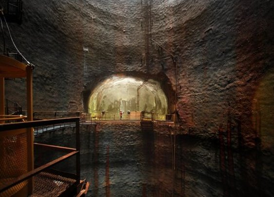 The Secret Underground World Of Singapore