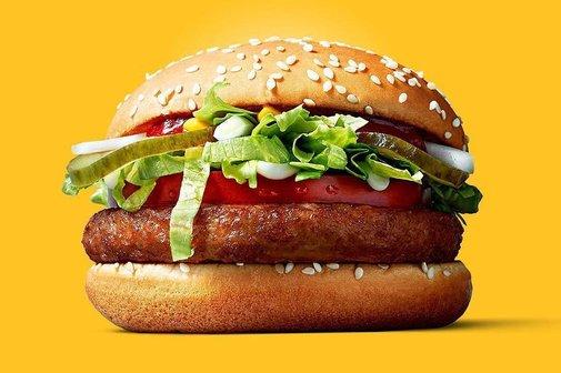 McDonald's Trials the McVegan