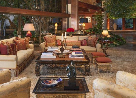 Johnny Carson's former estate hits the market in Malibu for $81.5M