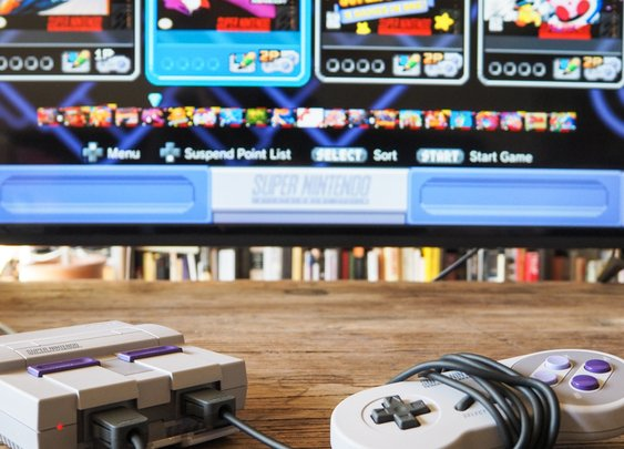 Nintendo's mini SNES has already been hacked to run more games