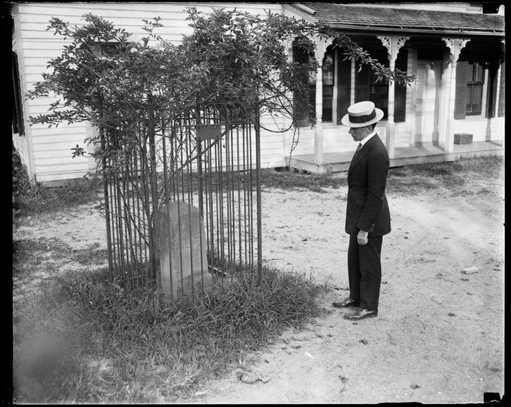 Boundary Stones of D.C.: The Oldest National Monuments in the United States - 99% Invisible