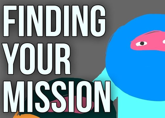 Finding Your Mission - YouTube