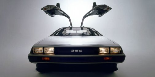 How the DeLorean Became Stuck in Time — The Past and Future of the DeLorean DMC-12