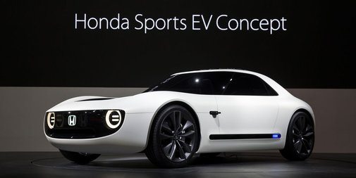 The Honda Sports EV Concept Is the Future We Want