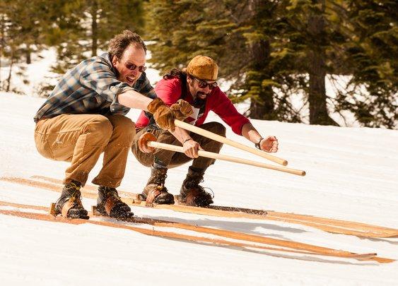 Longboarding Through the Lost Sierra