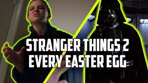 Stranger Things 2: Every Easter Egg and Movie Reference