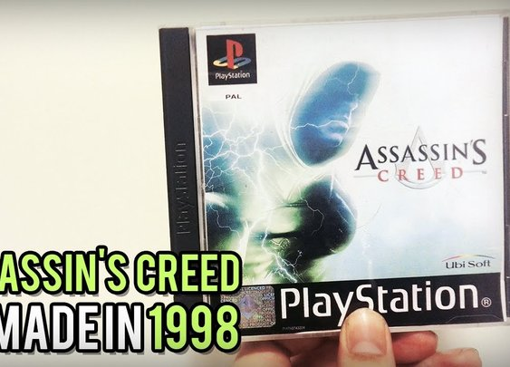 What If Assassin's Creed Was Made In 1998
