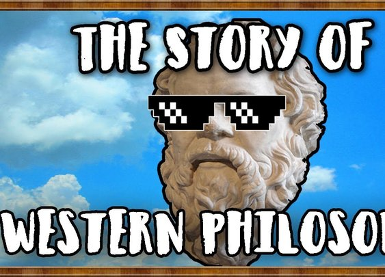 Deal With It: A (Very Funny And Mostly Accurate) Story Of Western Philosophy