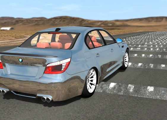 100+ Consecutive Speed Bumps High Speed Testing #3 - BeamNG DRIVE - YouTube