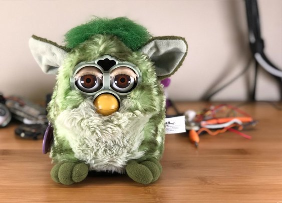 Furlexa: I turning a Furby into an Amazon Echo