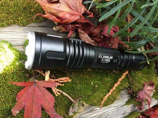 Klarus XT12S - 1600 lumens & dual tactical tail switch - Final30.com