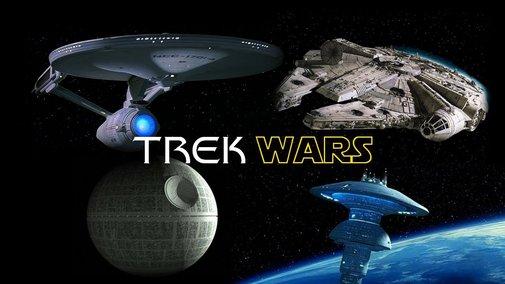 TREK WARS: Star Wars/Star Trek Crossover Fan-Trailer - YouTube