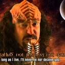 Klingon Rick Roll Parody