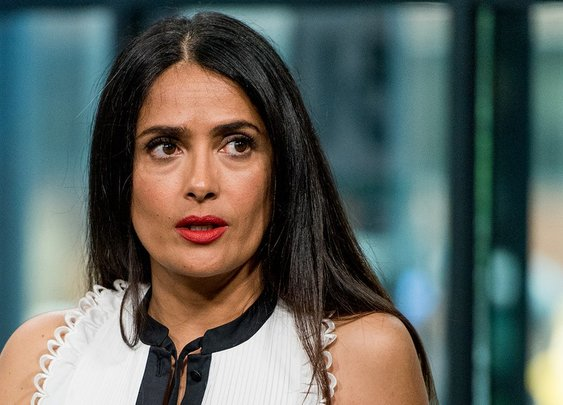 Salma Hayek: Weinstein Threatened to Kill Me