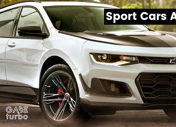 8 Sport Cars Reimagined As SUV's
