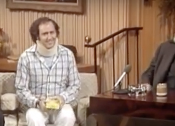 The Improbable Time When Orson Welles Interviewed Andy Kaufman (1982)