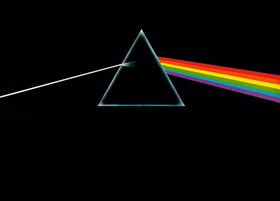 """The Dark Side of the Moon"": How an Album Cover Became an Icon"