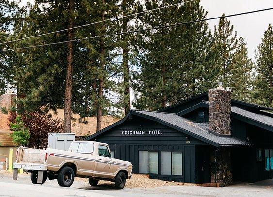 Coachman Hotel | Uncrate
