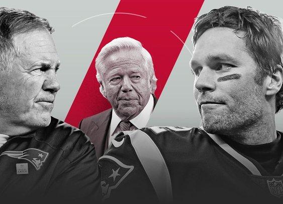 Beginning of the end for New England Patriots? Robert Kraft, Tom Brady, Bill Belichick internal power struggle
