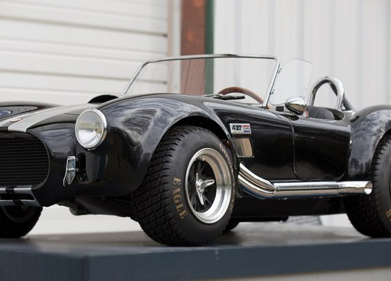 Auction Block: Shelby 427 Cobra Children's Car