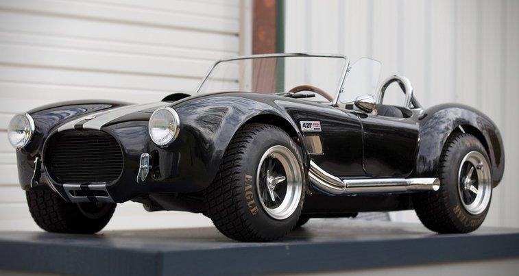 Auction Block: Shelby 427 Cobra Children's Car
