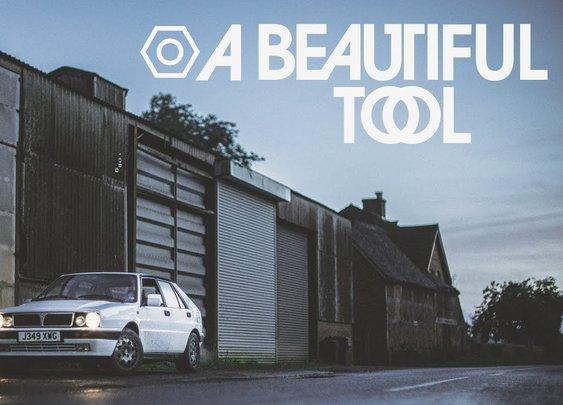 This Humble Lancia Delta Integrale Is A Beautiful Tool [Petrolicious]