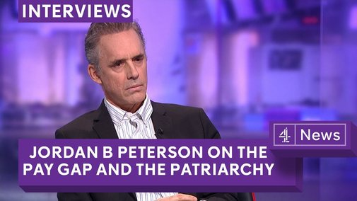Jordan Peterson debate on the gender pay gap, campus protests and postmodernism - YouTube