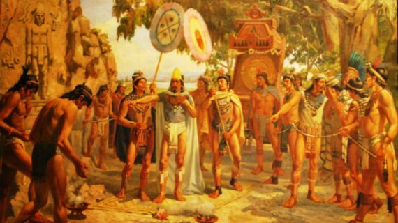 We Finally Know What Killed the Aztecs—And It Wasn't What You Think