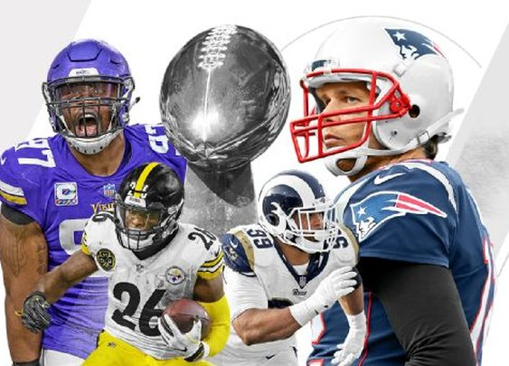 Three goats and the GOAT: Lessons from the 2018 NFL Final Four