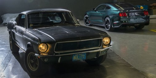 The Original Bullitt Mustang Has Come Out of Hiding