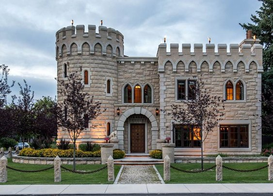 Be the ruler of your own castle for $2.8M