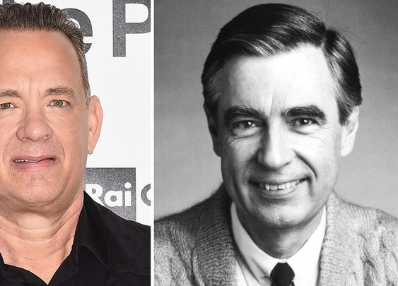 Tom Hanks to Play Mr. Rogers in Biopic 'You Are My Friend'