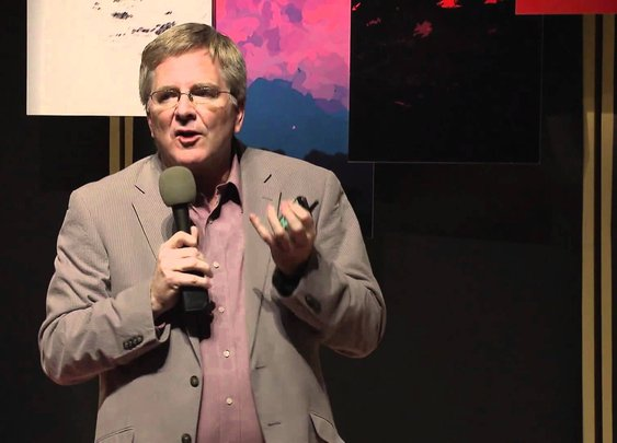 The value of travel | Rick Steves | TEDxRainier - YouTube
