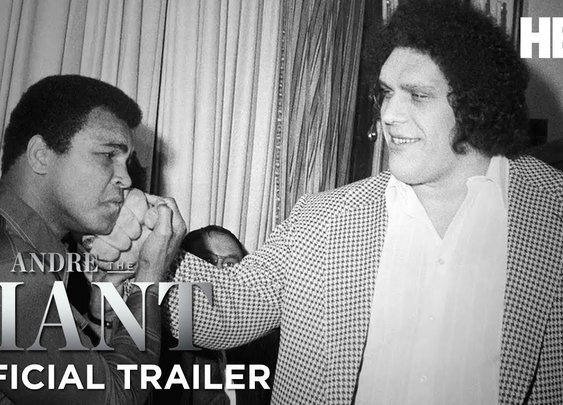 Andre The Giant Official Trailer (2018) | HBO - YouTube
