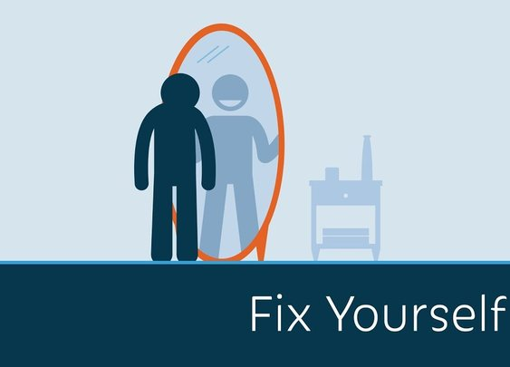 Fix Yourself - YouTube.  (Non-political)