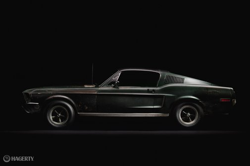 Found: the real Bullitt Mustang that Steve McQueen tried (and failed) to buy