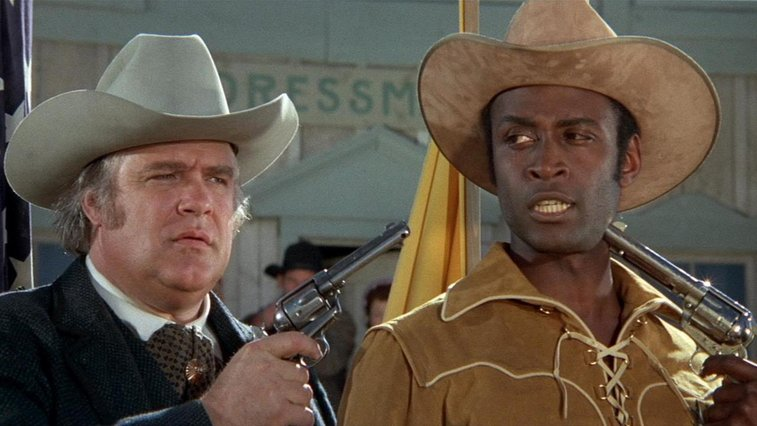 Blazing Saddles: An Old Western About Living in America Today | Den of Geek