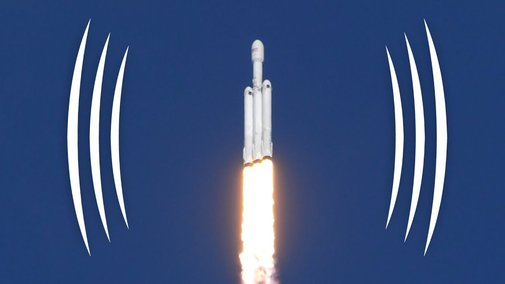 The Incredible Sounds of the Falcon Heavy Launch (BINAURAL AUDIO IMMERSION) - Smarter Every Day 189 - YouTube
