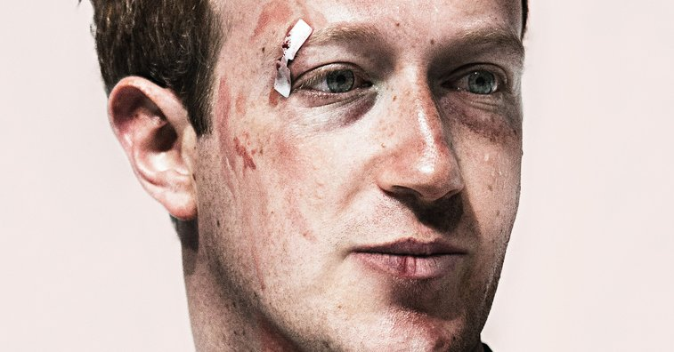 Inside Facebook's Hellish Two Years—and Mark Zuckerberg's Struggle to Fix it All